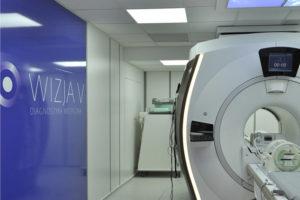 Pracownia rezonansu magnetycznego wizjaMED Pabianice